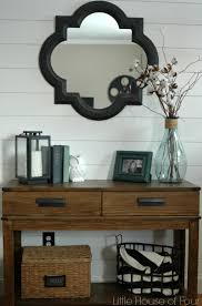 Foyer Console Table And Mirror Entryway Foyer Console Table Mirror Set American Hwy
