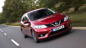 red nissan car used red nissan pulsar cars for sale on auto trader uk