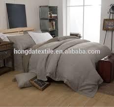vintage washed flax linen bedding set bed sheets belgian linen