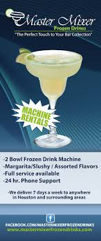 margarita machine rental houston master mixer margarita machine rentals houston tx my houston