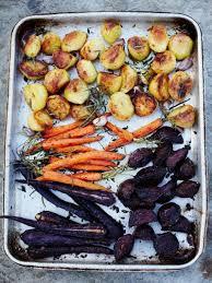 Oven Roasted Root Vegetables Balsamic - honey roast vegetables vegetables recipes jamie oliver recipes
