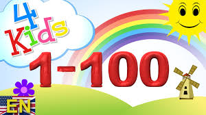 numbers counting 1 100 learning video for children counting one