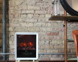 amazon com crane fireplace heater white home u0026 kitchen