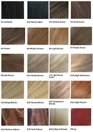 nicen easy color chart clairol nice n easy color chart choice image free any chart