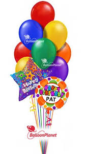 deliver ballons birthday balloon bouquets delivery by balloonplanet