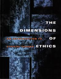 Dimensions by The Dimensions Of Ethics Broadview Press