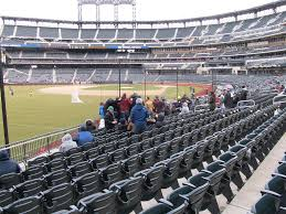 Citi Field Seating Map Citi Field Tickets U0026 Concessions Baseball Fever