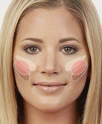 hair styles for big and high cheek bone best 25 cheekbones makeup ideas on pinterest contour ania