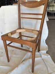 How To Paint Wooden Chairs by How To Paint A Wooden Chair Timeless Creations Llc