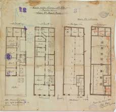 Plumbing Floor Plan File Olaf Boye Plumbing Plan February 1889 Jpg Wikimedia Commons