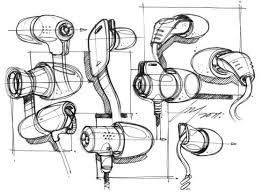 earphone design google search sketch pinterest product