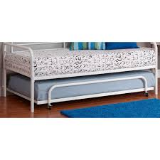 Trundle Bed Dorel Home Twin Trundle For Metal Daybed Multiple Colors