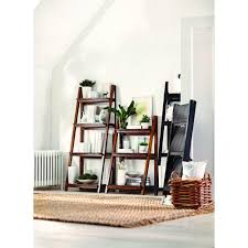 home decorators collection nolan warm brown folding ladder