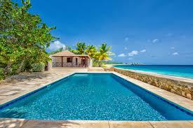 st martin beachfront villas where to stay