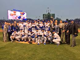 2016 chicago cubs world series championship ring ceremony