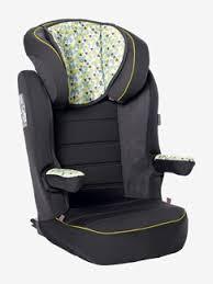 siège auto groupe 2 et 3 siège auto enfant 3 à 10 ans vertbaudet
