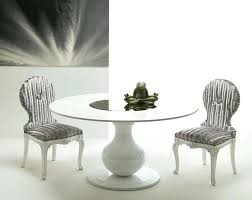 modern white round dining table white circle dining table artcercedilla com