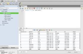 Mysqlwork Bench Mysql Workbench U0026 Mylatlon 4 Practical Computing For Biologists