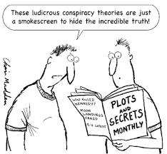 "James Hyman's ""Conspiracy Theories"""