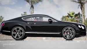 black bentley 2016 bentley continental gt v8 review autoevolution