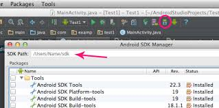 what is android sdk make eclipse and android studio play with the same android sdk