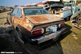 maserati biturbo stance imports in an american junkyard speedhunters