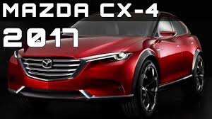 mazda new car prices 2017 mazda cx 4 review rendered price specs release date youtube