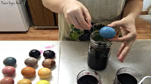 diy all natural easter egg dyes habits of a modern hippie