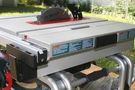 Bosch Table Saw Review by Bosch Gts1031 10