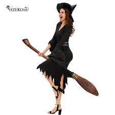 Witch Halloween Costumes Adults Cheap Demons Costumes Aliexpress Alibaba Group