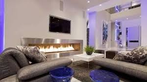 Modern Living Room With Fireplace Images Modern Fireplaces And Interiors Youtube