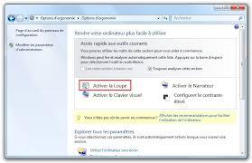 activer le bureau distance windows 7 windows 7 activer la loupe pour agrandir une partie de l écran