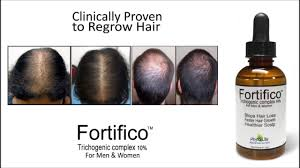 fortifico phyto life prevent hair loss and regrow hair trichogenic