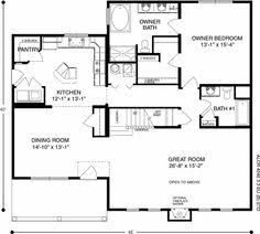 All American Homes Jamison Floorplan Of Generation Collection Modular Home All