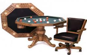 bumper pool tables and bumper pool poker table combinations