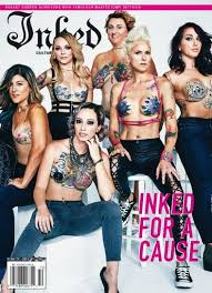 inked magazine subscription 10 digital issues zinio the