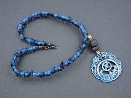 blue shell necklace images Citrine peridot prehnite and rhyolite jasper necklace earthdeva jpg