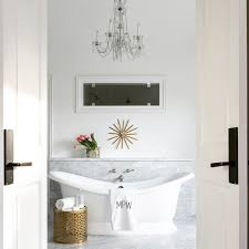astonishing master bathroom designs features tub with built in