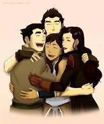 Group Hug Meme - group hug avatar the last airbender the legend of korra know