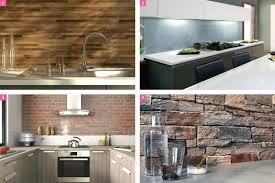cuisine effet bois credence en stratifie pour cuisine mh home design 22 feb 18 08