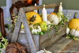 Fall Arrangements For Tables Simple Is Good My Favorite Easy Fall Decorating Ideas Worthing