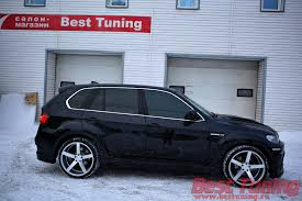 Sick Bmw X5 Hamann Tycoon Evo M On Vossen Cv3 U0027s Customer