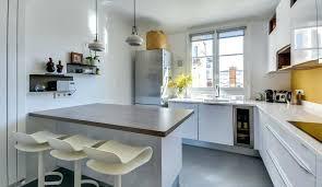 modele cuisine avec ilot ilot central 4 places cool gallery of large size of cuisine but
