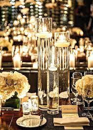 candle centerpieces wedding glass centerpieces with floating candles seriously stunning