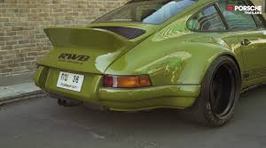 rauh welt porsche green porsche rwb 964 carrera 2 olive green youtube