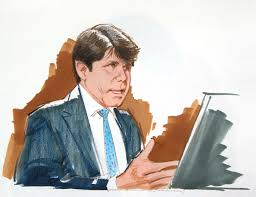 what does chicago courtroom artist think of tom brady drawing