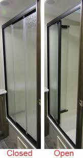 Niagara Shower Door Trekwood Rv Parts Passport 2016 Door Shower Shower