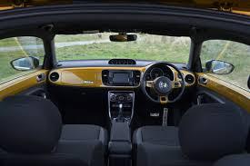 volkswagen beetle 2017 interior volkswagen beetle review driver u0027s edition