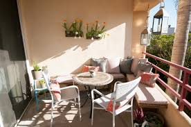 make the most of a small balcony patio or terrace wendy james