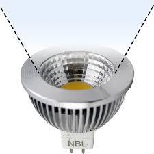 12v mr16 led flood lights 12v 6w cob cool white led mr16 wide flood light bulb cobmr16 by aql